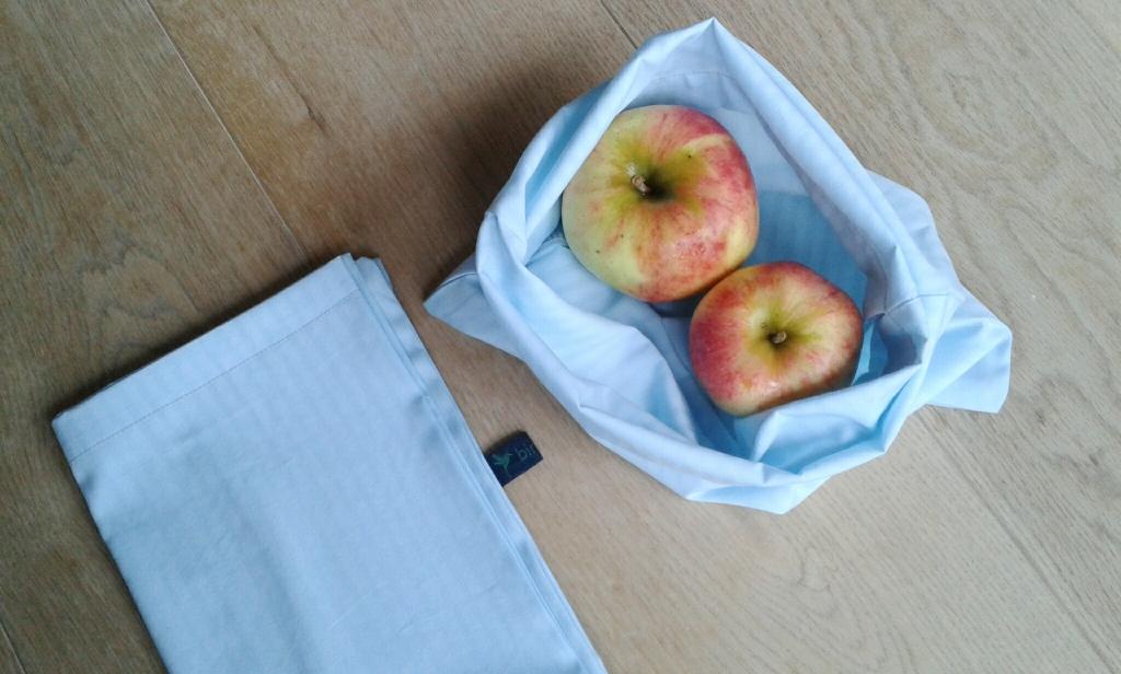 Obstbeutel für den Supermarkt